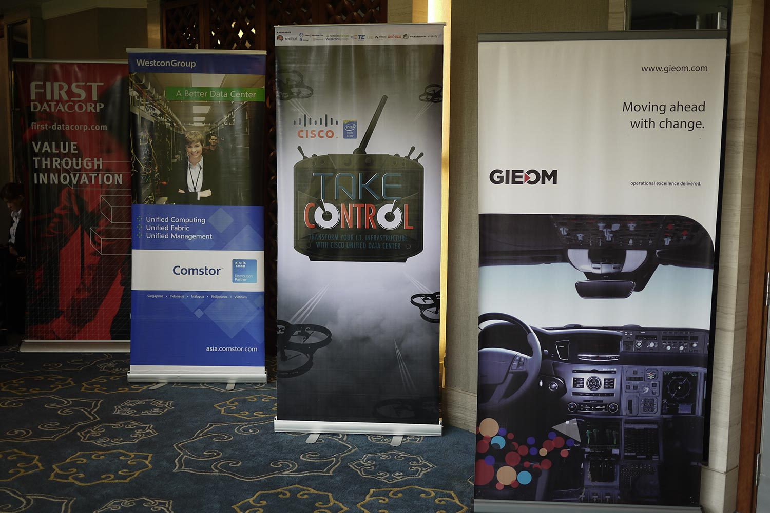 GIEOM launch in Philippines